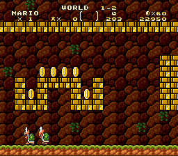 Super Mario Brothers Deluxe - DOH! - User Screenshot